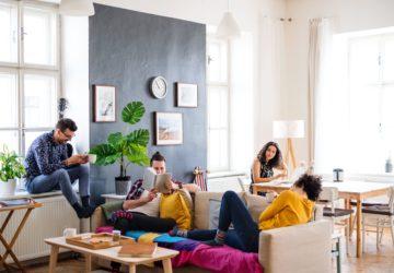Opter pour une chambre en colocation plutôt que pour un studio : bonne ou mauvaise idée ?