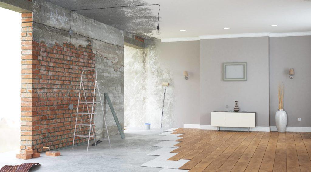 travaux renovation prix loyer location